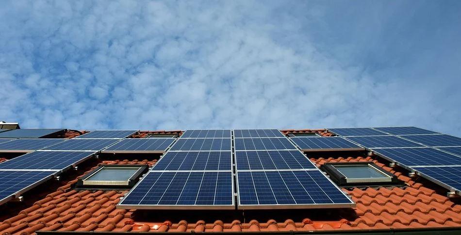 Solarstrom gewinnen